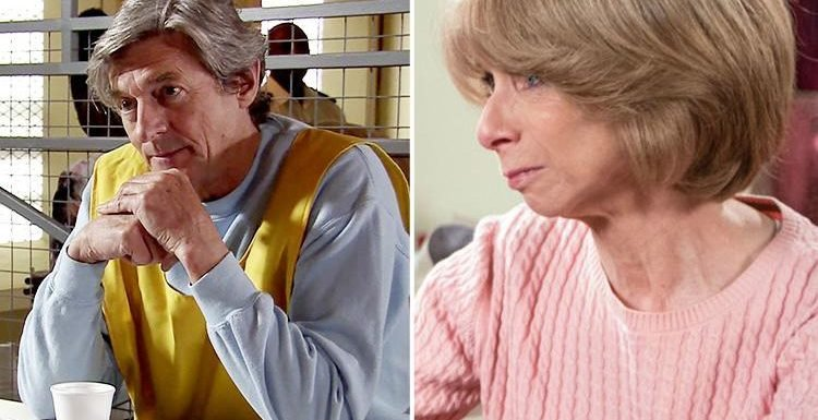 Coronation Street spoilers: Audrey LIES to Gail and gives ex Lewis a second chance after his release from prison