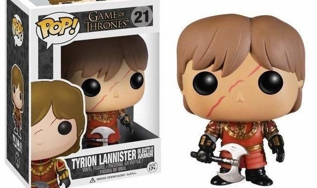 Ranking The Best 'Game Of Thrones' Funko Pop! Figures