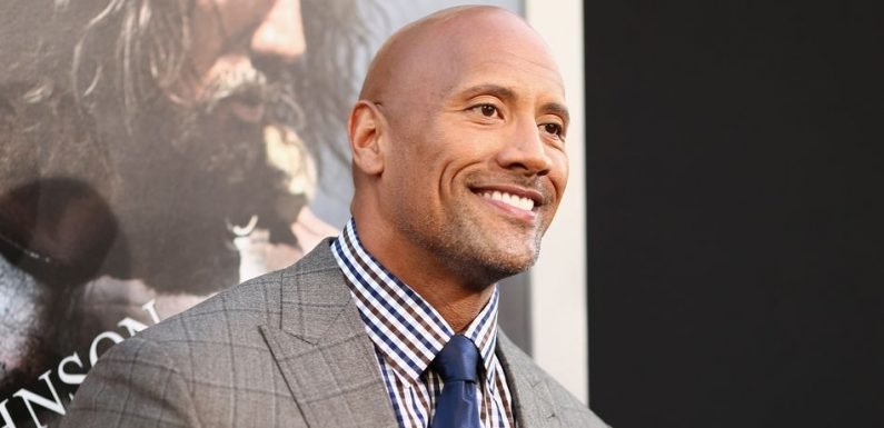 Dwayne 'The Rock' Johnson Records Touching Video For Fan Killed In Car Accident