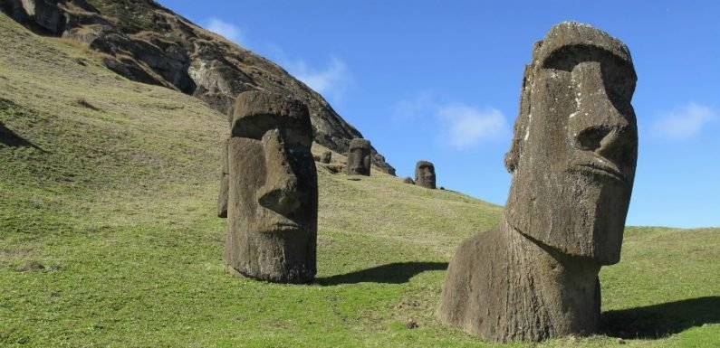 A New Study Concludes That There Might Not Have Been A Spectacular Collapse Of Society On Easter Island