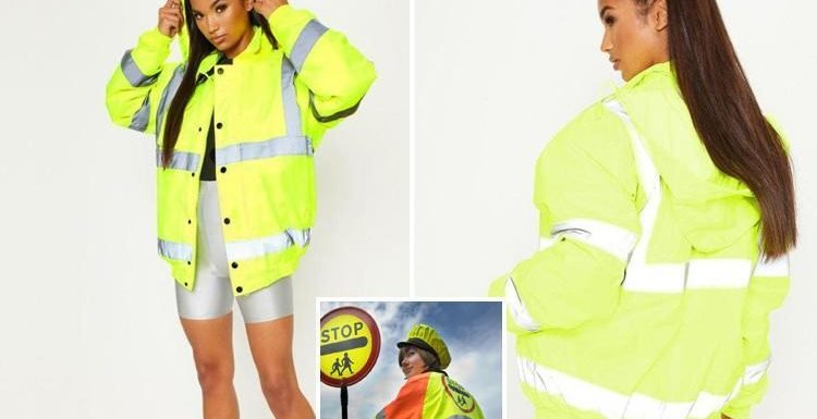 Pretty Little Thing are now selling HIGH VIS jackets as a fashion item – and people really aren't sure