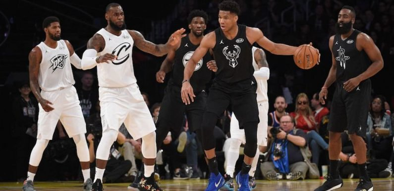 NBA Rumors  Giannis Antetokounmpo Was  Shocked  By LeBron James And DeMarcus  Cousins  8a2fa6cec