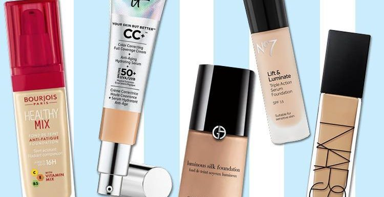 Best foundation for oily, dry and sensitive skin – we've tried and tested the best foundations for every skin type