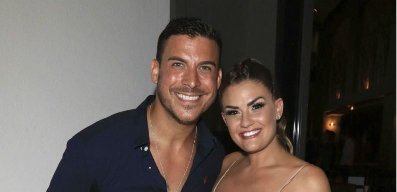 Jax Taylor & Brittany Cartwright Celebrate Their Upcoming Wedding With Enchanted Engagement Bash