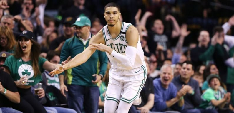 NBA Rumors: Jayson Tatum Shares Details Of His Workout With Lakers Legend Kobe Bryant