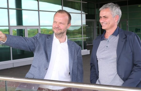 Mourinho and Woodward prove Man United need a director of football