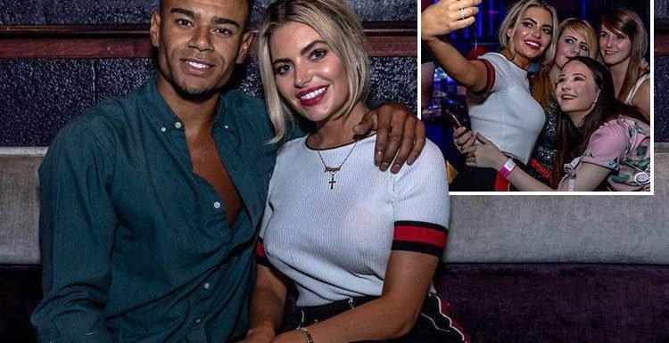Megan Barton Hanson and Wes Nelson branded the 'most hated couple in Britain' by nightclub bosses amid booking war after cancelling PA only to make free appearance at rival venue a week later