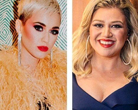"""In Unsealed Court Documents, Katy Perry Denied Being Raped by Dr. Luke But Kelly Clarkson Called Him """"a Bully"""""""