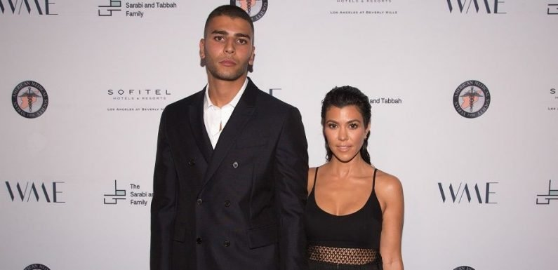 Kourtney Kardashian & Younes Bendjima Broke Up Over 'Maturity Issues, Per 'Us Weekly'