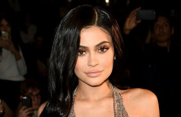 Kylie Jenner Looks Stunning In Red Dress With Blonde Hair During NYC Night Out