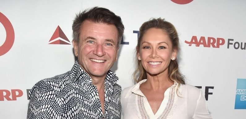 Kym & Robert Herjavec Show Just How Much Their Twins Have Grown In Adorable New Photos