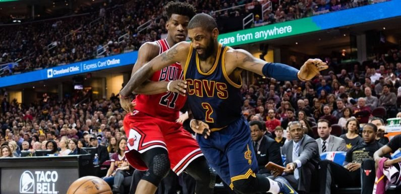 NBA Rumors: Kyrie Irving Could Push Through With Plan To Team Up With Jimmy Butler In 2019, Per 'Yardbarker'