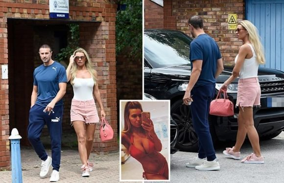 Paddy and Christine McGuinness had cash stolen from their house 'over a number of weeks' police confirm