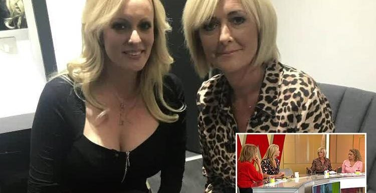 Stormy Daniels pulls out of Loose Women at the last second after quitting Celebrity Big Brother over 'concerns about her daughter's custody arrangement'