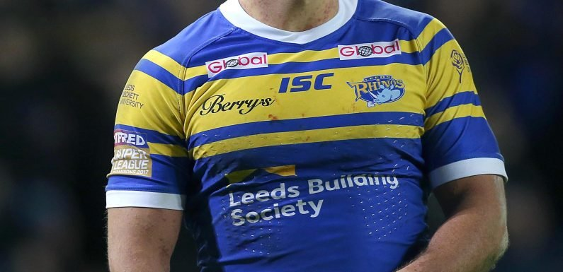 Leeds ace Ryan Hall reveals a bottle symbolises what has gone wrong this year
