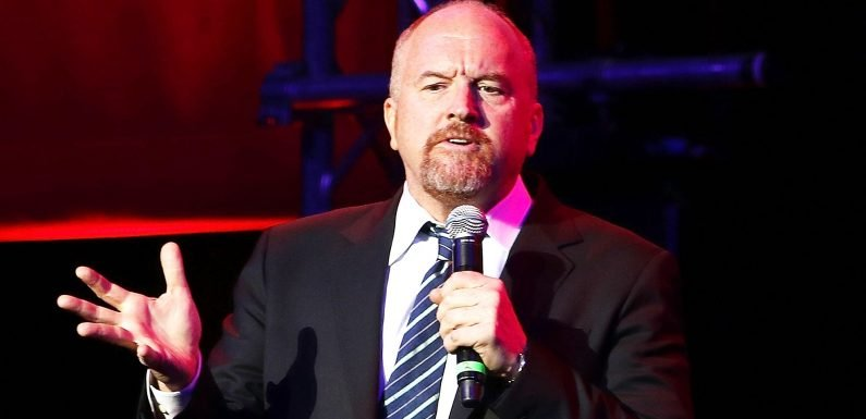 Louis C.K. Reportedly Made 'Rape Whistle' Joke During Stand-Up Appearance