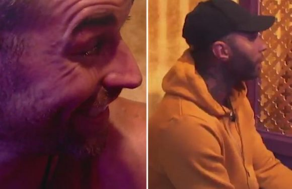 Celebrity Big Brother's Jermaine Pennant and Ben Jardine make shock confessions that could END their relationships