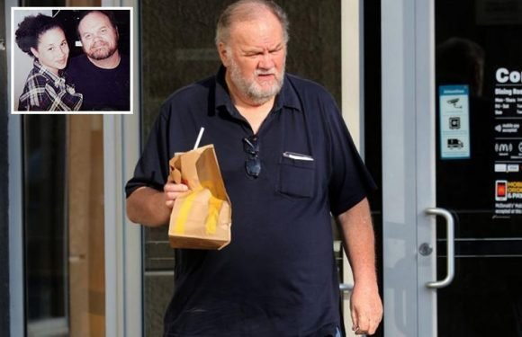 Meghan Markle's dad Thomas reveals why he REALLY goes to McDonald's (and it's not for the food)