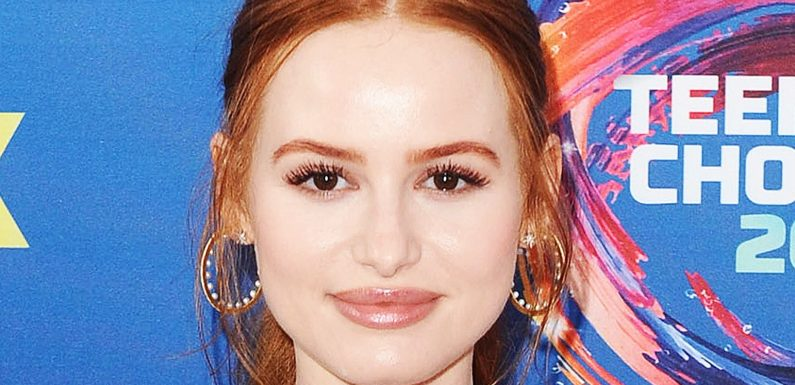 Why Madelaine Petsch's Teen Choice Awards Pony Was the Perfect Choice