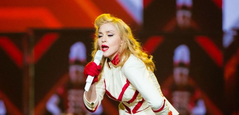 Madonna Celebrates 60th Birthday, Stars Pay Tribute To Music's Material Girl