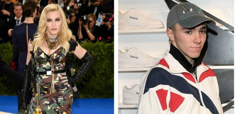 Madonna Shares Rare Pics Of Son Rocco Ritchie To Celebrate His 18th Birthday