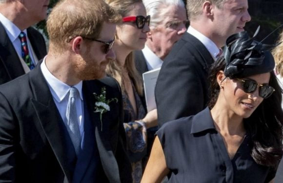 Meghan Markle And Prince Harry To Appear For First Time In Public Since Markle Family Row
