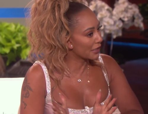 Mel B Is Still Going To Rehab, But She's Not An Alcoholic Or Sex Addict