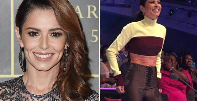 Cheryl tells Greatest Dancer audience she's got TWO new singles coming – and first one will be out in October