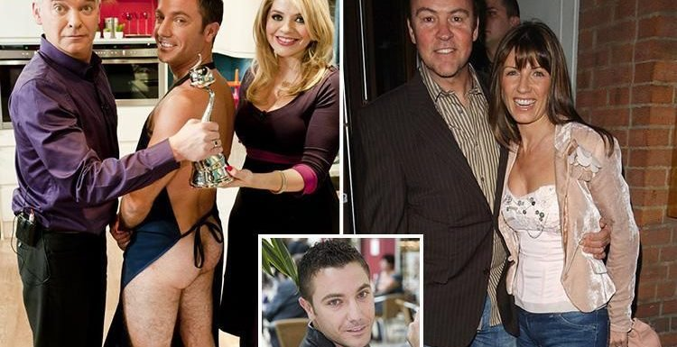 Gino D'Acampo's bad-boy past revealed – from burglary to sex acts with his cousin and cooking nude