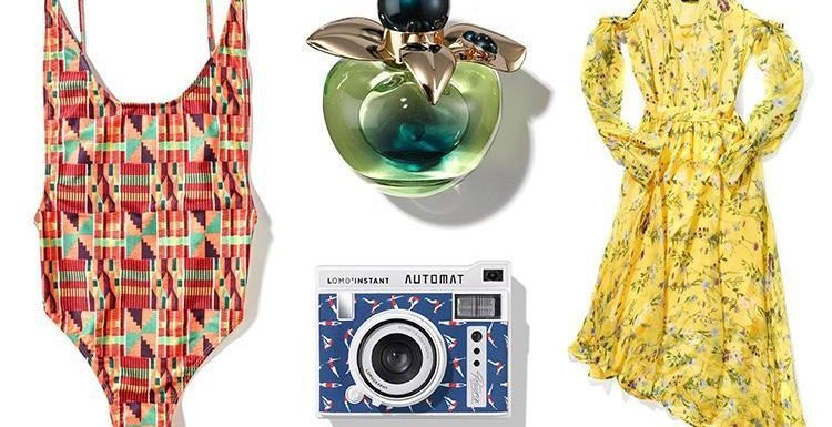 Savour the last weeks of summer with a garden-party dress, unicorn polish and a zesty perfume