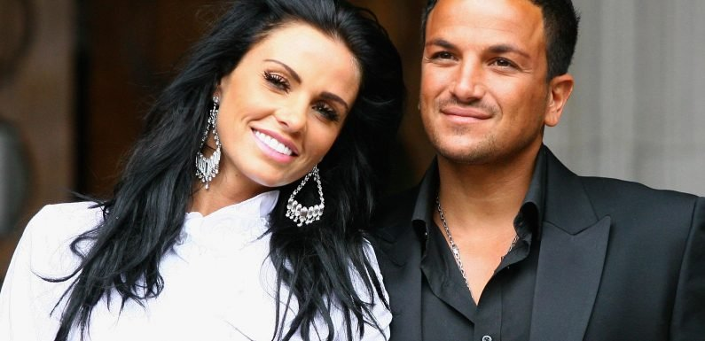 Katie Price 'begs Peter Andre for help' amid bankruptcy claims