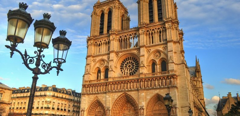Fears of holy water poisoning at Notre Dame Cathedral as churchgoers report 'tingling faces'