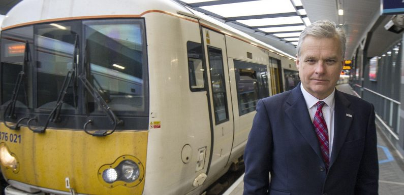 Bungling Network Rail chief Mark Carne quits £820,000 role but will still be paid until next month