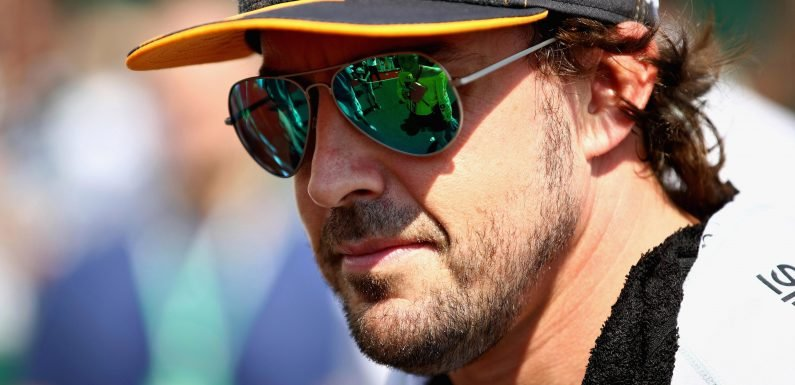 Fernando Alonso retires from Formula One after 17 years behind the wheel