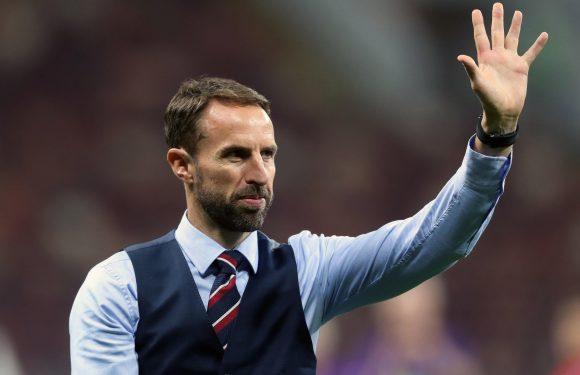 Gareth Southgate jokes he may never wear a waistcoat again ahead of England's Nations League bow