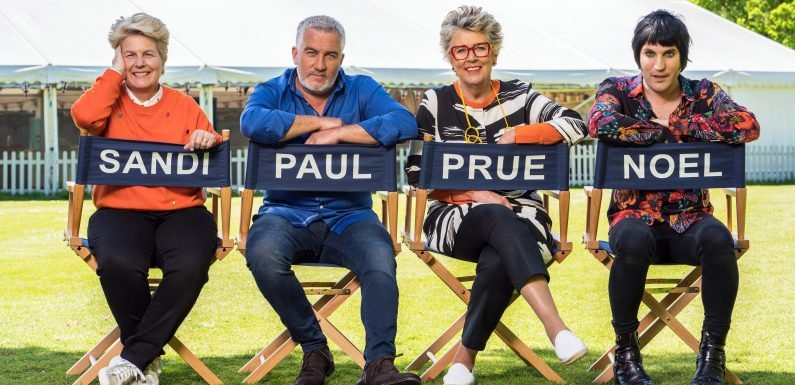 Great British Bake Off judge Prue Leith praises 'sweet' Paul Hollywood for offering her advice on judging role