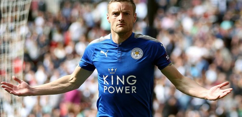 Carabao Cup second round draw: Jamie Vardy derby pick of the draw as Leicester draw Fleetwood at home