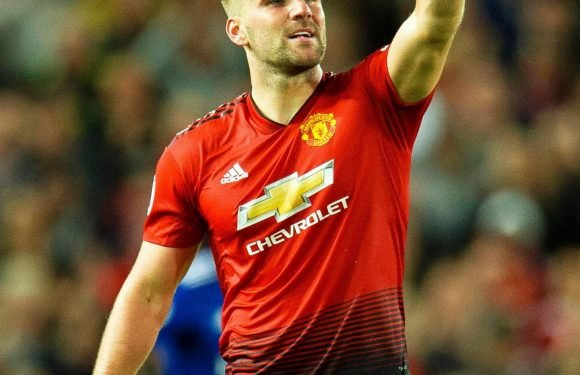 Manchester United star Luke Shaw laughs off dodgy first touch for goal and says England's World Cup heroics make him hungry for success