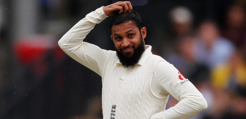 Adil Rashid makes history in England's crushing Second Test win over India… by not bowling, not batting, not taking a catch or making a run-out