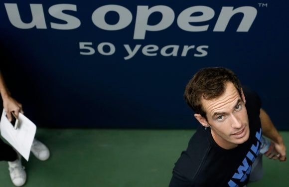 Andy Murray writes off US Open chances as he plays first Major in 13 months