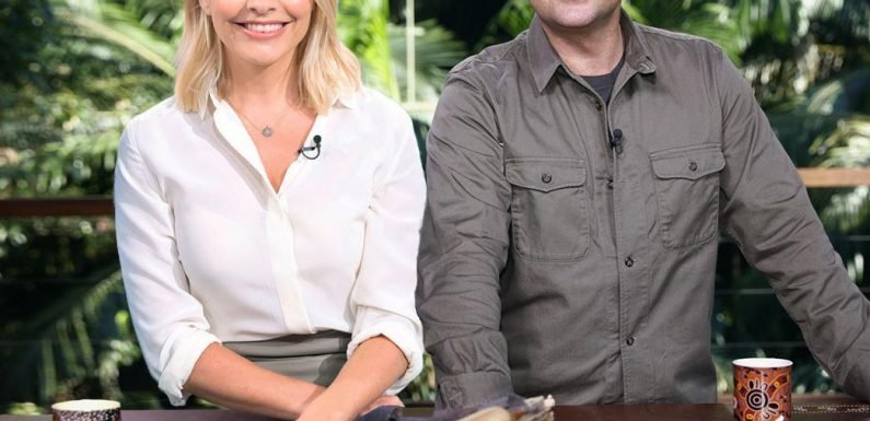 I'm A Celebrity host Holly Willoughby fears she 'might freeze on screen' if she 'sees a spider'