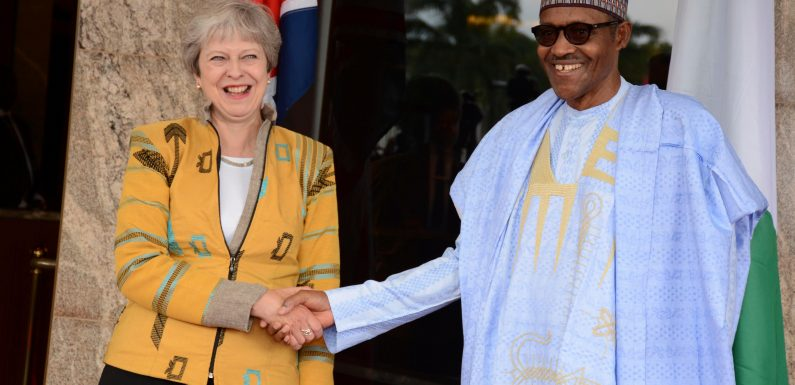 The UK has commited £13million in foreign aid to combat Nigerian terror-group Boko Haram