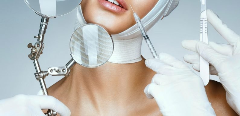 The most popular cosmetic surgery trends revealed… and giant boob jobs are OUT