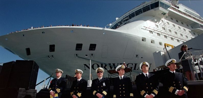 British Woman Fell From Cruise Ship, Rescued After 10 Hours At Sea