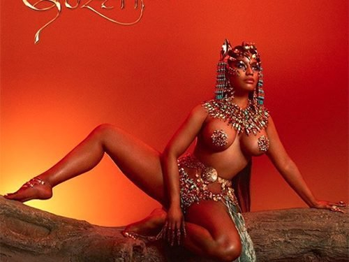 Nicki Minaj Got Extremely Salty On Twitter After Her Album Debuted At #2 On Billboard