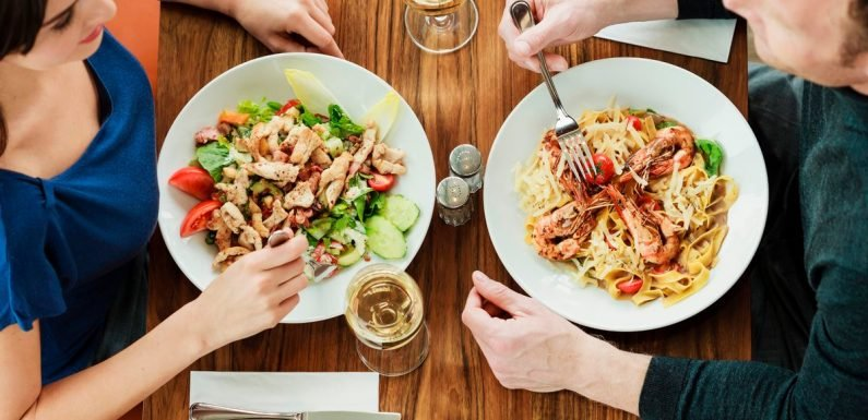 Marks and Spencer dine in is back for the Bank Holiday and more is included