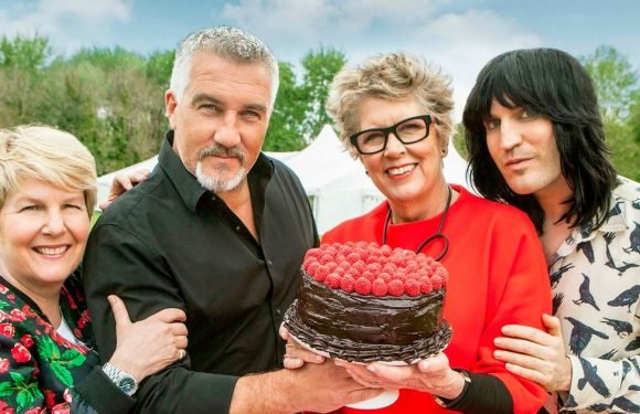 Great British Bake Off host Sandi Toksvig confirms she's paid equally to co-host