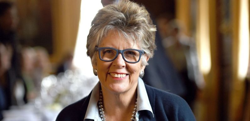 Great British Bake Off's Prue Leith reveals secret tribute to Mary Berry on show