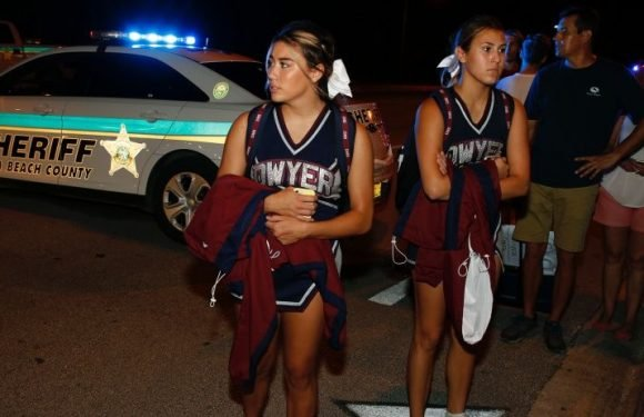 Two People Shot During High School Football Game In Florida