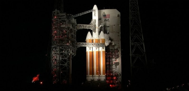 NASA Scrubs Launch Of The Parker Solar Probe Minutes Before Take-Off